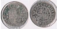 ESPAÑA FERNANDO VI REAL 1758 MADRID PLATA SILVER W - [ 1] …-1931 : Reino