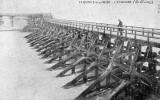 Cpa L'estacade De L'île St-Louis Construction En Bois  (47.93) - La Seine Et Ses Bords