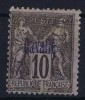 Cavalle: Yv Nr 3 Not Used (*) SG , 3 X Signed/ Signé - Cavalle (1893-1911)
