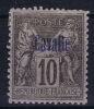Cavalle Yv Nr 3 MH/* Avec  Charnière  Signed/ Signé - Cavalle (1893-1911)