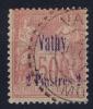 Vathy Yv Nr 8 Used Obl - Vathy (1893-1914)