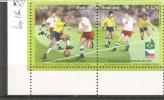 BRESIL Finale Coupe Du Monde 1962 à Santiago (Brésil-Tchécoslovaquie) 2 T.p Neufs ** Année 2013 - Coupe Du Monde