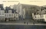 Mons - Eglise Saint Anistas ( Stanislas ?) - Mons