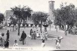 TUNIS - Place El-Halfaouine, Gel.1909, Verlag LL. - Tunesien