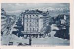 CPA Grenoble - Place De La Gare (18489) - Grenoble