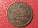 20 Centimes Napoléon III 1867 A Paris 8898 - Francia