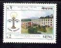 NEPAL  1999 Silver Jubilee Nepal Eye Hospital, Yvert 650, 1v Complete MNH. - Nepal