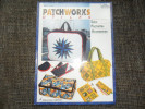 LIVRE D'OCCASSION / PATCHWORKS UTILES /  ED CARPENTIERS  2000 - Stickarbeiten