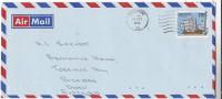 1981 Air Mail SINGAPORE Stamps COVER Pmk SINGAPORE M1 - Singapore (1959-...)