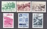 BELGIUM   B 538-43   (o)   TOURISM - Belgium