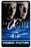 VIDEO FUTUR N° 59 THE FILES LE FILM DAVID DUCHOVNY . GILLIAN ANDERSON FILM USA 1998 REAL ROB BOWMAN - Video Futur