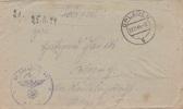 Feldpost WW2: Pioneer Ausbildungs Bataillon 841 P/m Opladen 22.11.1944 - Cover Only  (A524) - Militaria