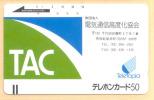 Japan Balken Telefonkarte  * 110-1272 * Japan Front Bar Phonecard - Japan