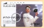 Japan Balken Telefonkarte  * 110-1491 * Japan Front Bar Phonecard - Japan