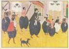 Kanô-school - De Groep Van St. Francis-Xavier - Japan - Het Oosten - Schilderijen