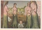 Paul Delvaux - De Geboorte Van De Dag - Dadïsme En Surrealisme - Moderne Kunst - Schilderijen