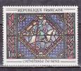 N° 1427 Oeuvres D´Art: Saint Paul Sur Le Chemin De Damas Cathédrale De Sens: 1 Timbre Neuf Sans Charnière - Unused Stamps