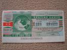 Greece Old State Social Perception Lottery Ticket 2002 Triptolemos - Billets De Loterie