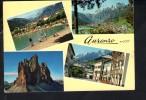 P1902 AURONZO DI CADORE ( Belluno ) MULTIPLA - SUL RETRO TIMBRO BAR GIRALBA 1971 - Italia