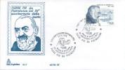 ITALIA - FDC  CAPITOLIUM 1998 - PADRE PIO - ANNULLO SPECIALE SAN GIOVANNI ROTONDO - 6. 1946-.. Republic