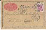 AUTRICHE - 1900 - SUPERBE CARTE COMMERCIALE De WIEN - Covers & Documents