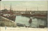 D35 - SAINT MALO - Le Port Avec Les Steamers  Emportant à ST PIERRE  3000 Pecheurs - Saint Malo