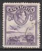 Antigua   Scott No. 90   Used    Year  1938 - Antigua & Barbuda (...-1981)