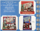 1967 -  VECCHIA ROMAGNA  -  2  P.  Pubblicità Cm. 13,5 X 18,5 - Licor Espirituoso