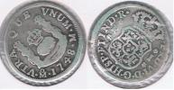 MEXICO ESPAÑA FERNANDO VI REAL 1748  PLATA SILVER W - México