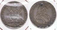 PERU ESPAÑA CARLOS III PROCLAMACION 1760 LIMA PLATA SILVER W - Perú