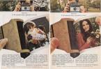 1967/8 -  Macchina Fotografica POLAROID  -   5  P.  Pubblicità Cm. 13,5 X 18,5 - Photographie