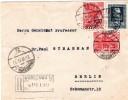 Poland - Registered Cover Pmk.  WARSZAWA To Berlin 24.6.1931 - 1919-1939 Republic