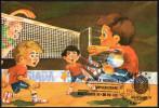 ROMANIA - BUCHAREST - UNIVERSIADI 1981 - VOLLEYBALL - Volleyball