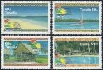 Tuvalu - 1995 - Paysages Tuvalu - 4v Neufs ** // Mnh - Tuvalu (fr. Elliceinseln)