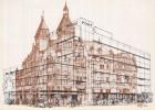 Nederland - Dordrecht - Opening Postkantoor Dordrecht - 22-10-1975 - NVPH 1077 - Dordrecht