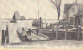 Nederland - Veer S´Gravendeel - Wieldrecht Bij Dordrecht - Opening Drechttunnel 15-11-1977  - Kiltunnel - Vlagstempel - Postal History