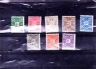 COTE D´IVOIRE :: Y&T :  TT 9* à 16* - Côte-d'Ivoire (1892-1944)