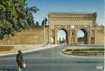 Rabat - Une Porte Du Mechouar.  Morocco.  # 04771 - Rabat