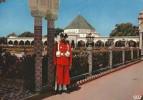 Rabat - Dar-Es - Salam. Royal Recidency.  Morocco.  # 04807 - Rabat