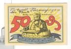 Notgeld 50 Pfennig Stavenhagen - Allemagne / Germany - [11] Local Banknote Issues