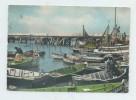 L'Aiguillon-sur-Mer (85) : Le Port Avec GP De Pêcheurs Préparant Les Embarcations En 1964 (animé) GF. - Autres Communes