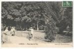 70 - LUXEUIL - Pont Dans Le Parc - Luxeuil Les Bains