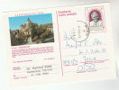 1983 AUSTRIA  Illus EISENSTADT POPE JP II  Stamps POSTAL STATIONERY CARD To Germany Religion Cover - Stamped Stationery