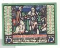 Notgeld 75 Pfennig Bad Lippspringe - Allemagne / Germany - [11] Local Banknote Issues