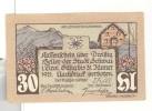 Notgeld 30 Heller Schawz - Autriche / Austria - Autriche