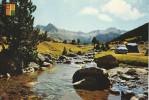 Valls D`Andorra.  Landscape Of The Envalira Valley.  # 04837 - Andorra
