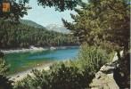 Valls D`Andorra.  Engolasters Lake.  # 04838 - Andorra