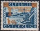 """Österreich 1953: """" Gewerkschatsbewegung""""    Postfrisch Luxus (siehe Foto/Scan) - 1945-.... 2a Repubblica"""