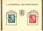 Nr 111/112, First Day (07545) - Brieven En Documenten