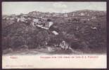 Italy Undivided Back Postcard Italia Cartolina 1895 - 1904 Anagni Panorama  Roma Rome Lazio Frosinone - Frosinone